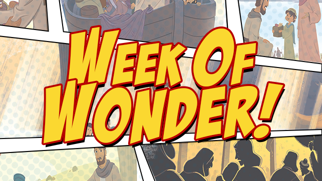 Week of Wonder